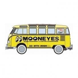 Hasegawa 1:24 VW Type 2 Micro Bus - Mooneyes Car Model Kit
