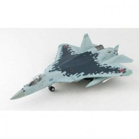Hobby Master 1:72 Su-57 Stealth Fighter Bort 053, Russian Air Force, March 2019
