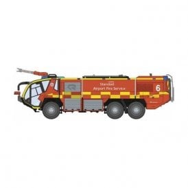 Hasegawa 1:72 Rosenbauer Panther 6×6 Airport Crash Tender Model Kit