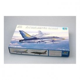 Trumpeter 1:48 02838 F-100C Super Sabre Aircraft Model Kit