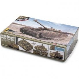 Academy 1:35 German PzKpfw IV Ausf H Mid Model Military Kit