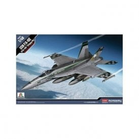 Academy 1:48 USN F/A-18E VFA-195 Chippy Ho Aircraft Model Kit