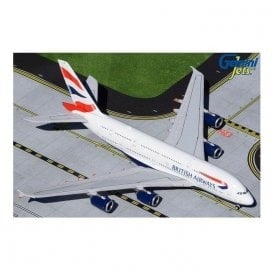 Gemini Jets 1:400 Airbus A380 British Airways Reg - G-XLED