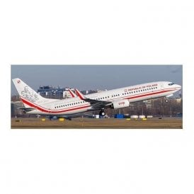 JC Wings 1:200 Boeing 737-800 Poland Air Force - Reg 0110