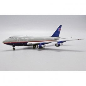 JC Wings 1:400 Boeing B747SP United Airlines Reg - N145UA (With Antenna)