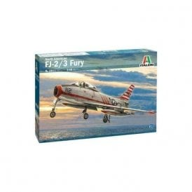 Italeri 1:48 North American Fj-2/3 Fury Aircraft Model Kit