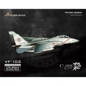 Calibre Wings 1:72 F-14A Tomcat Bu.No 159466 VF-102 USS America