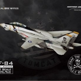 Calibre Wings 1:72 F-14A Tomcat Bu.No 162688 VF-84 Jolly Rogers