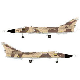Calibre Wings 1:72 Sukhoi Su-24MK Fencer IRIAF 71ST TFS 3-6835