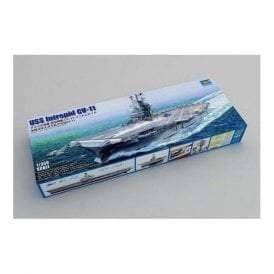 Trumpeter 1:350 05618 USS Intrepid CV-11 Essex Class Angled Deck Model Ship Kit