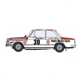 Hasegawa 1:24 BMW 2002 TII 1975 Monte-Carlo Rally Car Model Kit